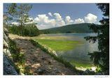 Черногориянациональный парк ДурмиторЧерное озеро
