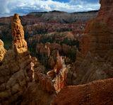 ... Национальный парк Bryce Canyon, штат Юта...