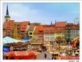 Римом Тюрингии называют Эрфурт, столицу этой земли Германии. Старинный город расположен в окружении лесов, гор и замков и является музеем под открытым небом и живым учебником немецкой истории. Его сравнивают также с Прагой.