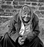 Цыганка баба Маняд. Голосиловка, Калужская губерния, Русьосень, 2009, наш век
