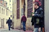 улицы старой Риги, панк Пексис