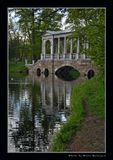 Мраморный мостик в царскосельском парке (арх. В.И. Неелов) 1770-1776