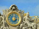 Париж,первая половина дня.Версаль.