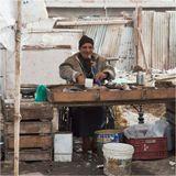 Дахар (Down Town), c/х рынок, вернее его окраина.