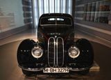 Мюнхен, музей БМВ, BMW, 1938, BMW 327