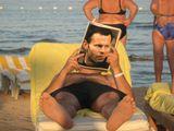 Подсмотрено на египетском пляже.