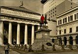 Италия. Генуя. Центральная площадь. Памятник Джузеппе Гарибальди!!!
