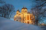 Таллин, собор Александра Невского