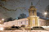 Стена, окружающая Смольный Собор, СПб.http://ab.maglan.ru/luo/?p=1454