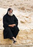 Один из монахов христианского монастыря Святого Павла. Египет.Портрет естественно не постановочный, но нет здесь рубрики Жанровый портрет.
