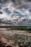 Перед штормом на балтийском побережье. Куршская коса.