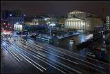 снято с балкона гостиницы Метрополь
