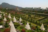 Тропический сад Нонг Нуч. Поттайя. Таиланд.(ноябрь 2010)