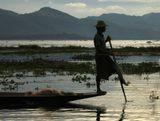Бирма, озеро Инле