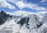 Горный...У вершины...Высота   4500 м....