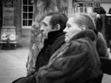 о нежданом превращении прохожих в (про)слушателей ...(уличный концерт – 3)