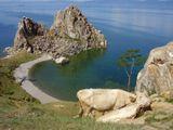 Байкал, Ольхон, Шаманка, мыс Бурхан, озеро, природа, пейзаж, животные