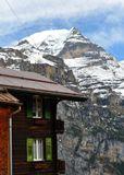 Швйцария, Шильтхорн, гостинница, отель, горы, курорт, лыжи