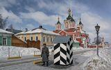 Улица Лажечникова, Крестовоздвиженский СоборКоломна... мой город родной...
