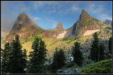 Природный парк Ергаки, Западные Саяны, гора Парабола.