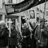 Демонстрация протеста против абортов.Мюнстер.12.03.2011.
