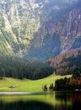 Альпы Германия Оберзее