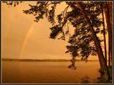 9-11 июня рядом с г. Миасс (Чел. область) проводился Фестиваль авторской песни Ильмены-2006. Вечером после закрытия фестиваля,  была такая  картинка...