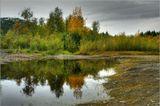 Фото от 24 августаБлиз п.Ягодное Магаданской областиHDR, осень, Колыма