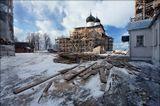Михайло-Клопский монастырь, основан в начале XV века.