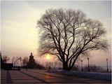 Вечер. Апрель. Н.Новгород