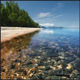 """Трудно поверить, что возраст Байкала насчитывает МИЛЛИОНЫ лет! И никакого """"заболачивания озер"""" - чистейшая пресная вода!Ведь это просто огромный и неоценимый подарок человечеству! Вот только... не стоит забывать что мы у него в гостях. И вся наша история (человечества) - лишь эпизод, один день для Байкала. Позовут ли нас в гости еще раз, если мы ведем себя как...?_________________________Летний Байкал."""