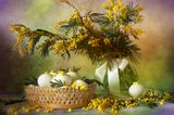 домашние условия, естественное освещениепасха, весна, натюрморт, апрель, фотонатюрморт