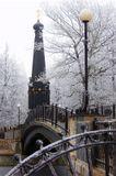 Смоленск, зима, Olympus E-10 Памятник героям войны 1812 г.