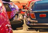 Retro & Exotica Motor Show, ретро авто
