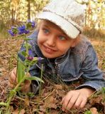 Весна, Лада, первые цветы...