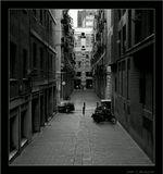 В одном из районов Барселоны