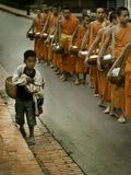 Лаос.Луангпхабанг.
