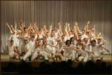 Выступление клуба танца Грация, санаторий Липецк 02.04.2011