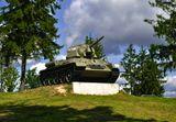 Линия Сталина, Т-34, танк, победа, 9 мая, Беларусь,