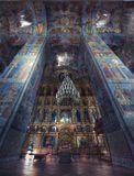Ипатьевский монастырь. Кострома. 6 эксповилок в панораму.