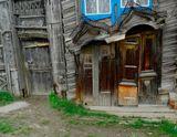 Старый Козьмодемьянск. В 50-е годы был столи-цей Горно-Марийской Автономной области.