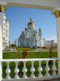 ...собор Ф.Ушакова, Саранск, май..