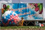 Парад колясок, г.Волгоград, 28 мая 2011.