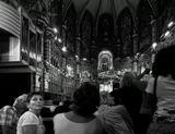 Собор в бенедиктинском монастыре Монтсеррат.