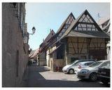 Эгисем - городок виноделов в Эльзасе