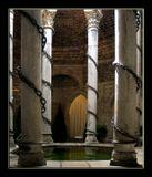 Испания. Жерона. Арабские бани. Время постройки 12 век.