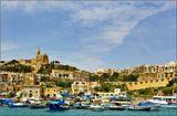 Мальта. Порт острова Гозо!!!