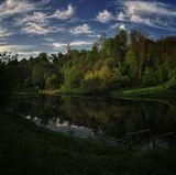 Река Протва около г. Верея. (100 км южнее Москвы)