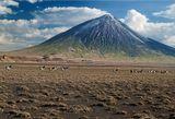 Oldoinyo Lengai-Гора Бога,Это место для масаев,как Мекка для мусульман.Они поднимаются на высоту 3000 м,для того ,чтобы поклониться своим богам.Северная Танзания