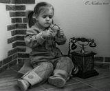 моя юная питерская подружка!)